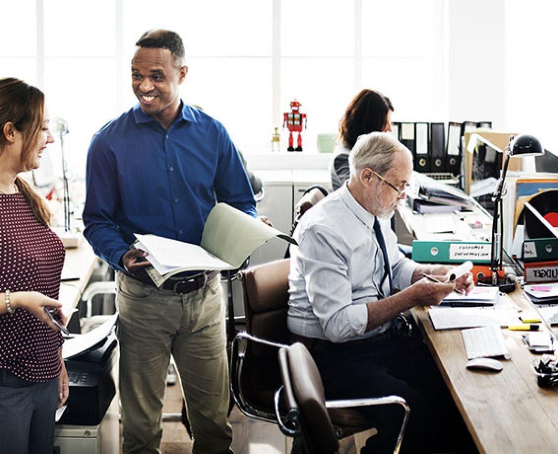 Bringing innovation and entrepreneurship to the insurance market